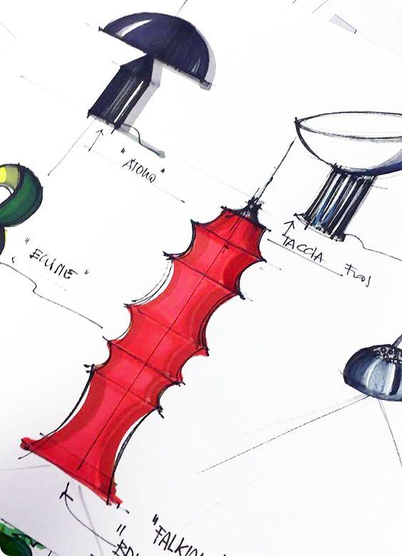 Corso di disegno e schizzo a mano libera